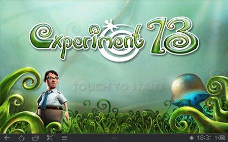 Experiment 13