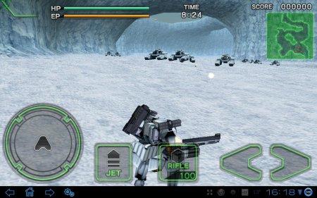 Destroy Gunners SP - ICEBURN (обновлено до версии 2.00)
