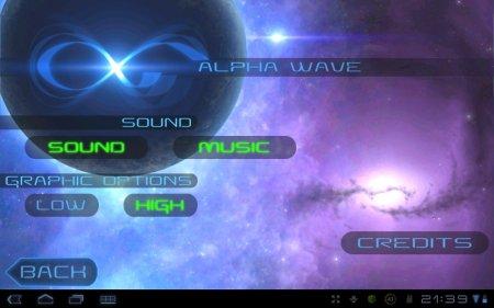 Alpha Wave версия 1.0.4