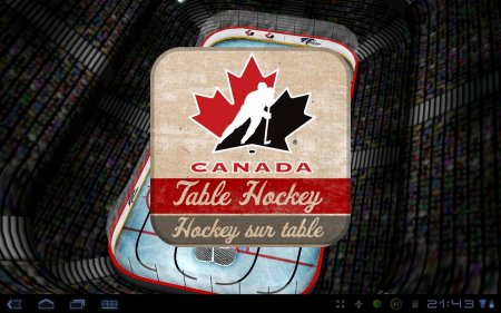 Team Canada Table Hockey версия 1.0