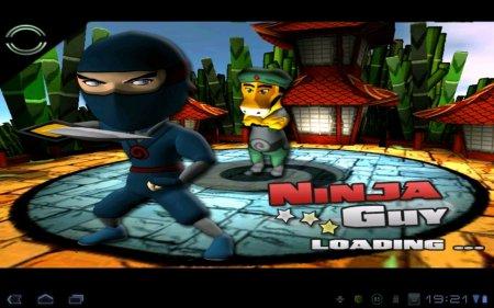 Ninja Guy версия 1.2