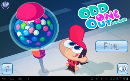 Odd One Out: Candytilt v.1.0