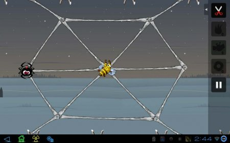 Greedy Spiders (��������� �� ������ 2.2)