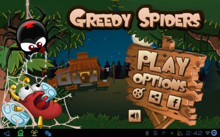 Greedy Spiders (обновлено до версии 2.2)