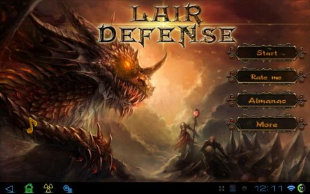 Lair Defense версия: 1.0.5