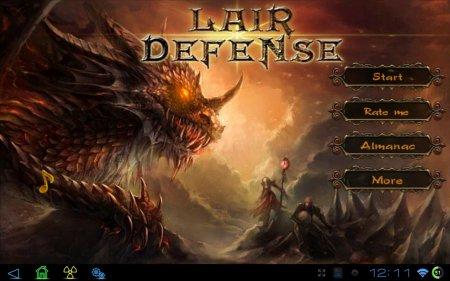 Lair Defense
