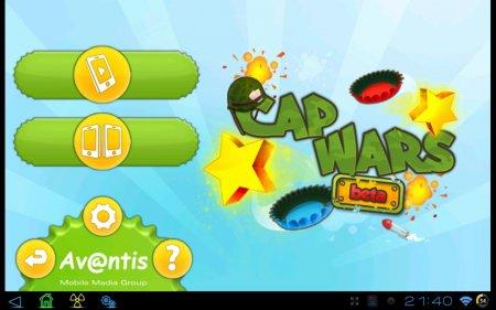 Cap Wars версия: 1.0.17