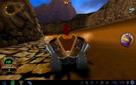 Tiki Kart 3D (обновлено до версии 4.2)