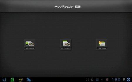 MobiReader BizCard & Docu OCR версия 1.0.3.2 Pro