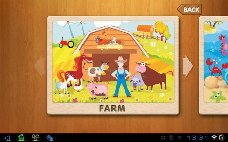 Kids First Puzzles HD Pro v1.0