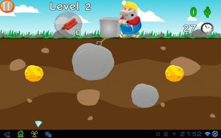Crazy Miner Bob версия: 1.1