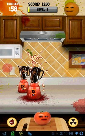 Annoying Orange: Carnage (Kitchen Carnage) версия: 1.3