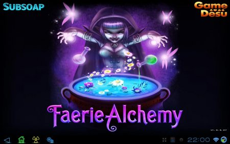 Faerie Alchemy HD версия: 1.0