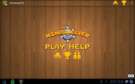 Minesweeper 3D - Premium (Сапер 3D - Premium) (обновлено до версии 4.1.3f)