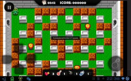 Bomberman Online v.1.5.1 - аркада из 90-х