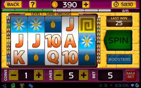 Slots Journey версия: 1.4