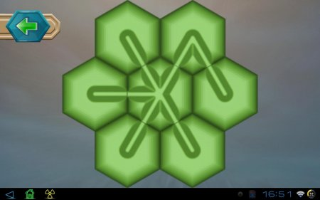 Hexagon Unlim (обновлено до версии 1.1)