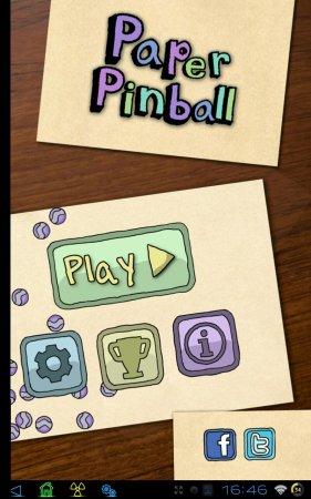 Paper Pinball HD
