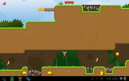 Johnny Banana, the platformer версия: 1.0