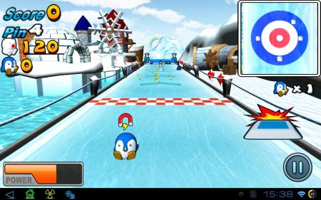 Ice Penguin 3D версия: 1.0