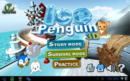 Ice Penguin 3D