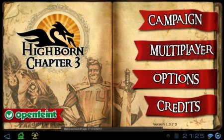 Highborn: Chapter 3 v1.3.7