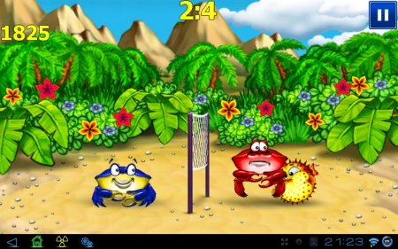 BEACH BALL CRAB MAYHEM версия: 1.01