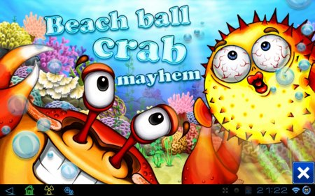 BEACH BALL CRAB MAYHEM ������: 1.01