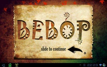 Bebop версия: 1.0.1