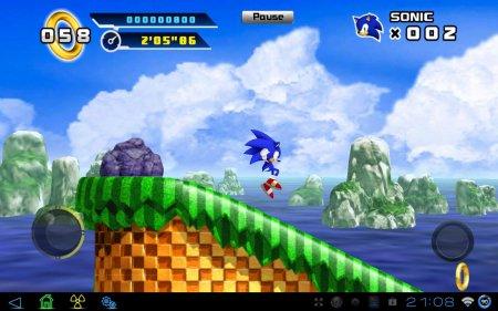 Sonic 4™ Episode I (обновлено до версии 1.3)