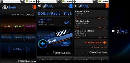 XiiaLive - Online Radio