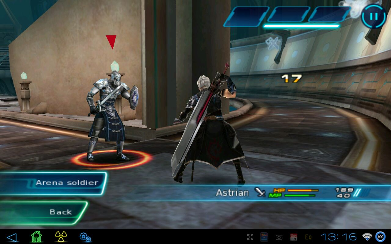 Скачать Eternal Legacy HD на андроид