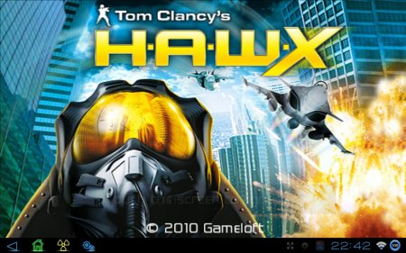 Tom Clancy's H.A.W.X версия 3.5.0