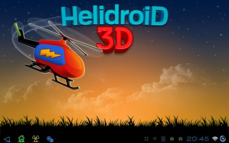 Helidroid 3D : Helicopter RC версия 1.0.6