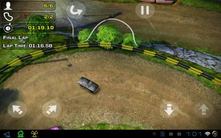 Reckless Racing 2 (обновлено до версии 1.0.4) [свободные покупки]