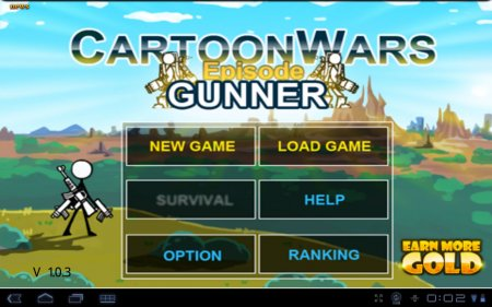 Cartoon Wars: Gunner+ версия: 1.0.3