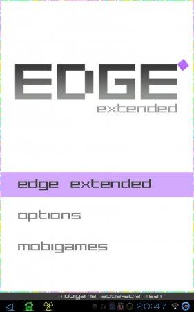 EDGE Extended