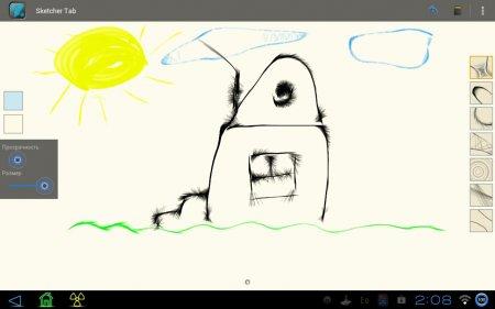 Sketcher Tab версия: 1.1.1