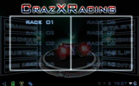 CrazXRacing версия: 1.0