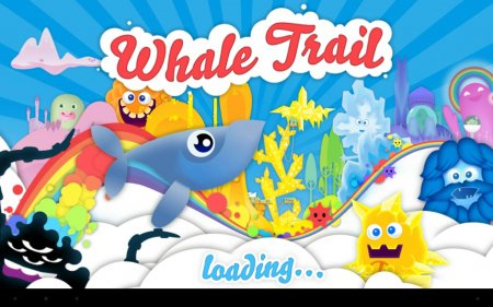 Whale Trail - SALE