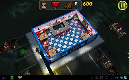 Zombie Wonderland 2 версия: 1.1