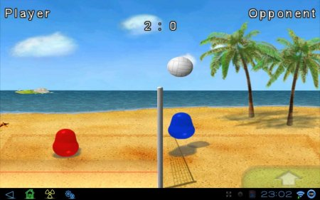 Blobby Volleyball Ad Free версия 1.0