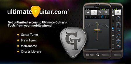 Ultimate Guitar Tools версия: 1.0.1