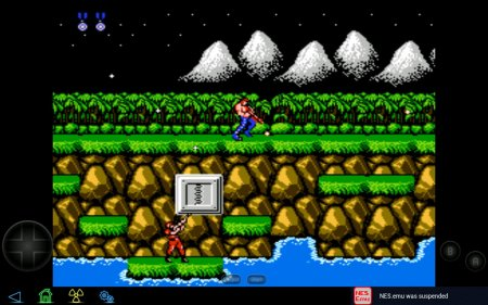 Эмулятор приставки Денди NES.emu для планшетов на Андроид