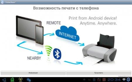 PrinterShare™ Mobile Print Premium (Печать документов с планшета)