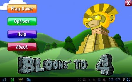 Bloons TD 4 (обновлено до версии 2.1.0)