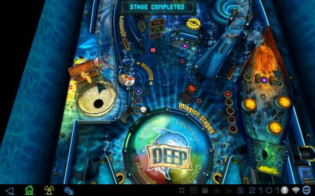 Pinball HD for Tegra (обновлено до версии 1.0_2411)
