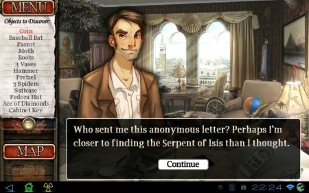 The Serpent of Isis версия: 1.0.19