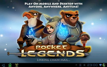 Pocket Legends (3D MMO) (обновлено до версии 2.0.0.3) [Online]
