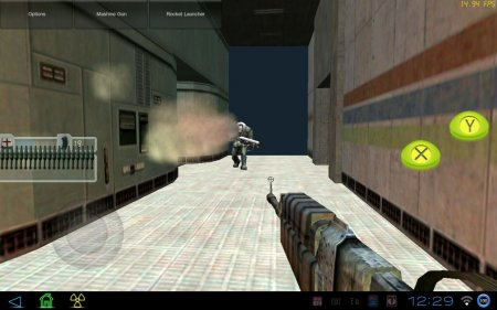 Half-Life Mobile для планшетов на Android